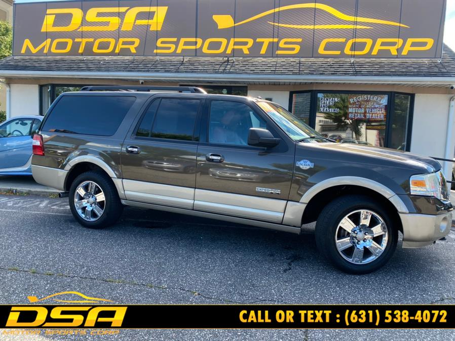 Used 2008 Ford Expedition EL in Commack, New York | DSA Motor Sports Corp. Commack, New York