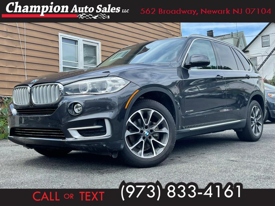 Used 2015 BMW X5 in Newark, New Jersey   Champion Auto Sales. Newark, New Jersey