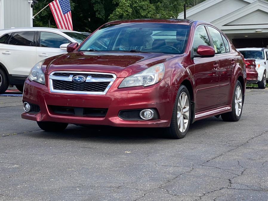 Used Subaru Legacy 4dr Sdn H4 Auto 2.5i Limited 2013   Lava Motors 2 Inc. Canton, Connecticut