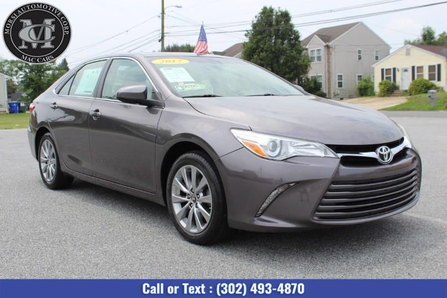 Used Toyota Camry XLE Auto (Natl) 2017 | Morsi Automotive Corp. New Castle, Delaware