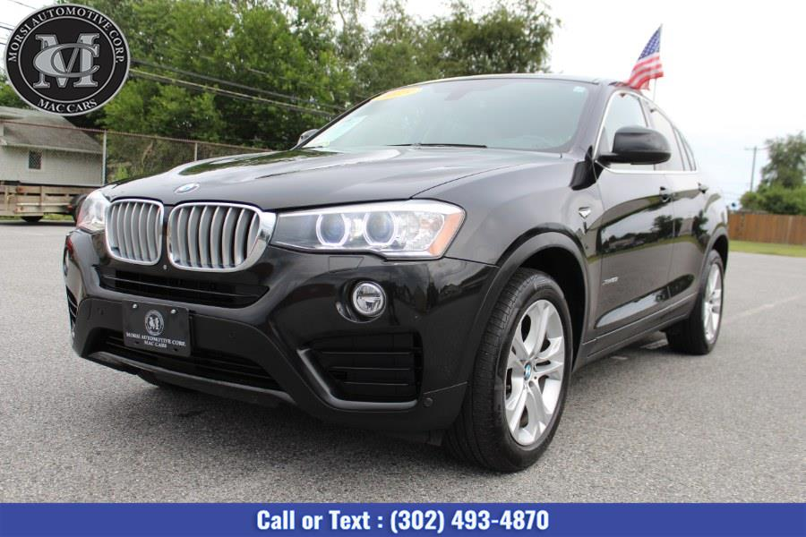 Used BMW X4 AWD 4dr xDrive28i 2015 | Morsi Automotive Corp. New Castle, Delaware