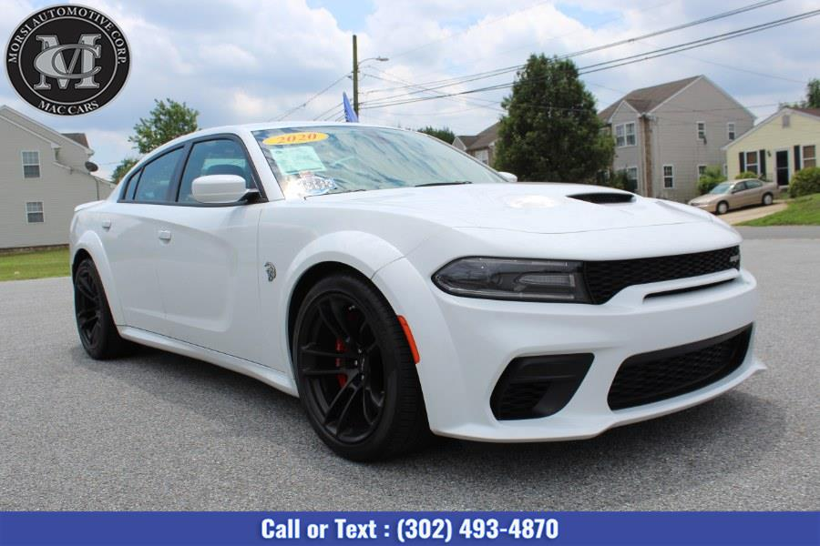 Used Dodge Charger SRT Hellcat RWD 2020 | Morsi Automotive Corp. New Castle, Delaware