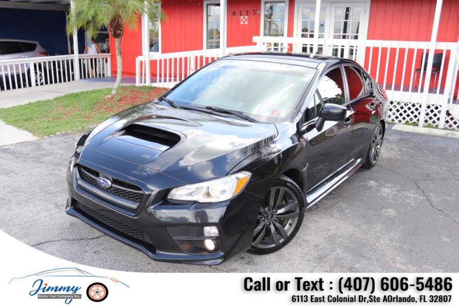 Used Subaru WRX Premium Manual 2017 | Jimmy Motor Car Company Inc. Orlando, Florida
