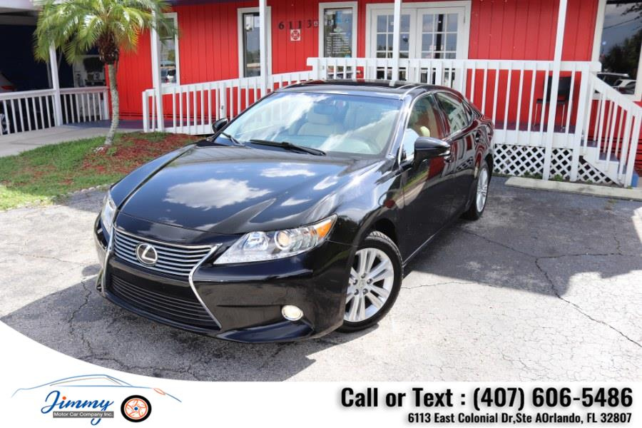 Used Lexus ES 350 4dr Sdn 2015 | Jimmy Motor Car Company Inc. Orlando, Florida