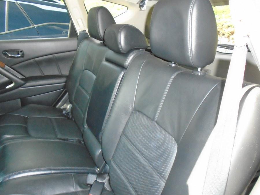 Used Nissan Murano AWD 4dr SL platinum 2014 | Jim Juliani Motors. Waterbury, Connecticut