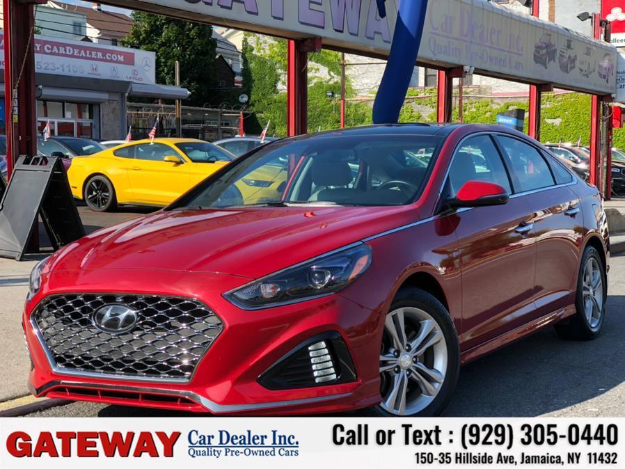 Used Hyundai Sonata Limited 2.4L SULEV *Ltd Avail* 2018 | Gateway Car Dealer Inc. Jamaica, New York
