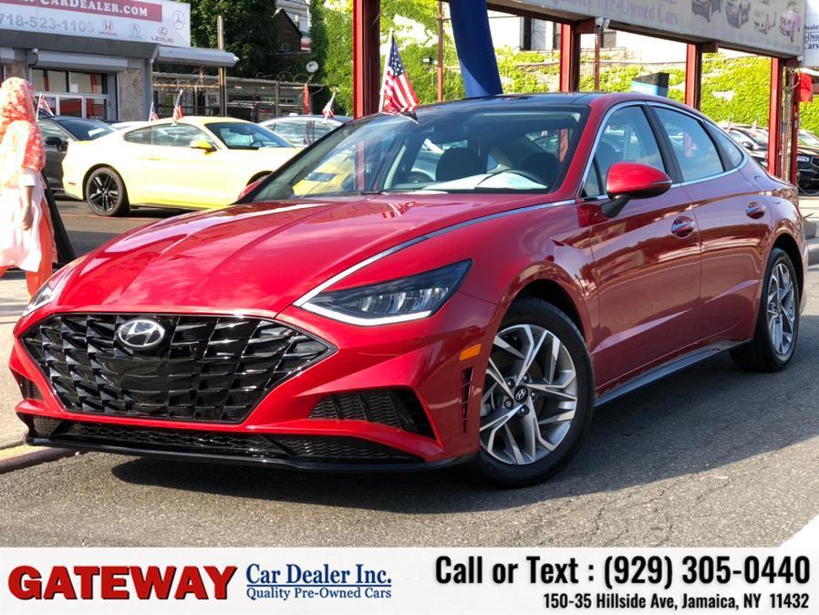 Used Hyundai Sonata SEL 2.5L 2021 | Gateway Car Dealer Inc. Jamaica, New York