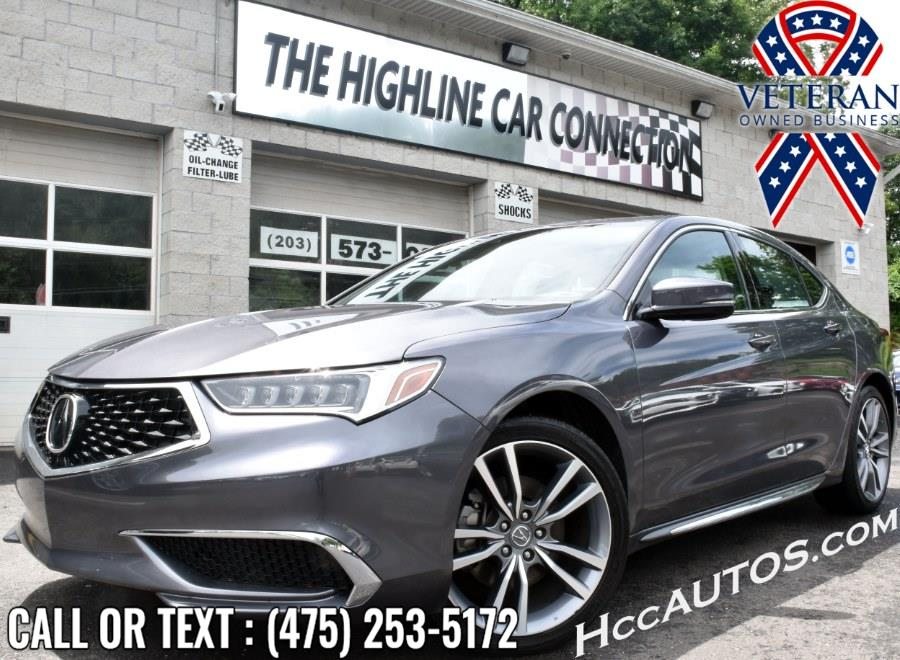 Used 2020 Acura TLX in Waterbury, Connecticut | Highline Car Connection. Waterbury, Connecticut