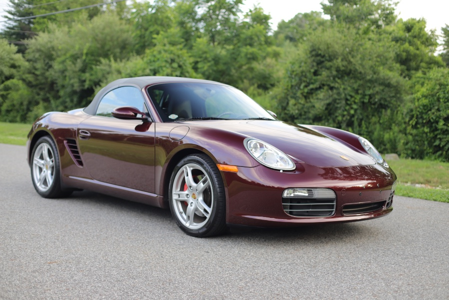 Used Porsche Boxster 2dr Roadster S 2007 | Meccanic Shop North Inc. North Salem, New York