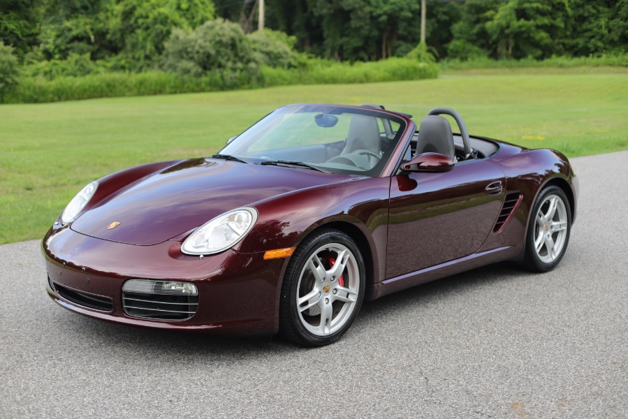 Used 2007 Porsche Boxster in North Salem, New York | Meccanic Shop North Inc. North Salem, New York