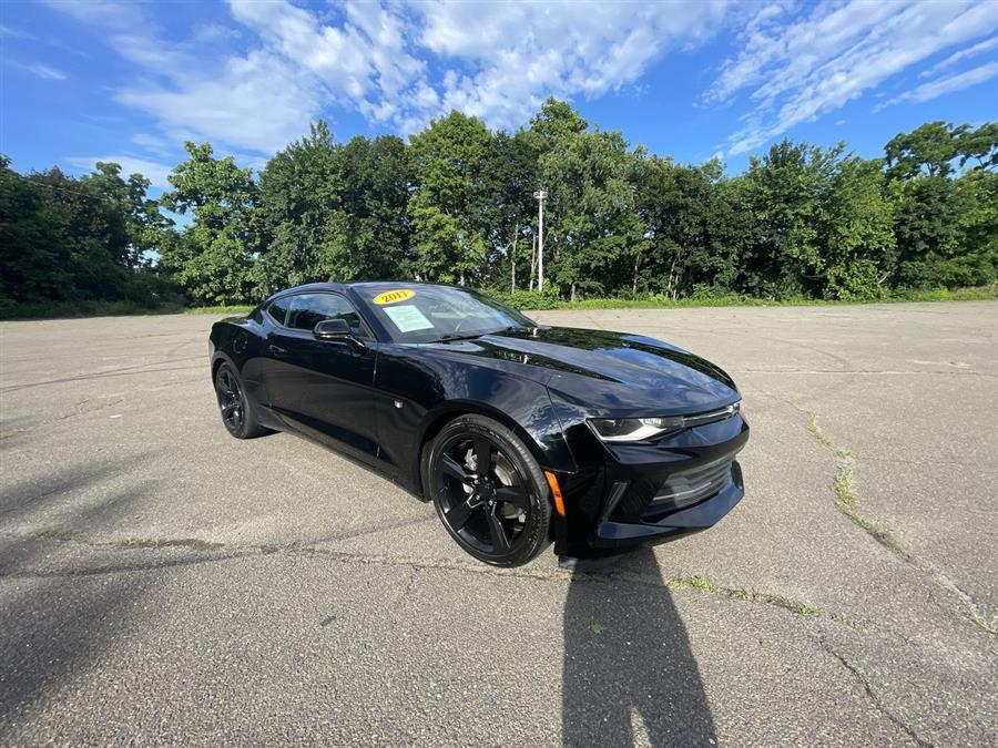 Used 2017 Chevrolet Camaro in Stratford, Connecticut | Wiz Leasing Inc. Stratford, Connecticut
