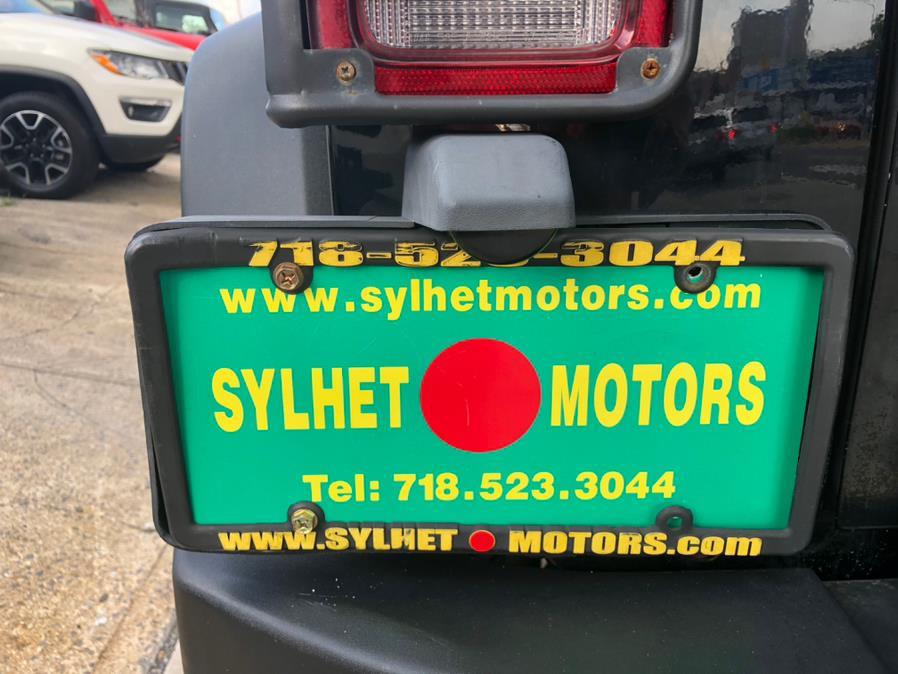 Used Jeep Wrangler Unlimited 4WD 4dr Sport 2010   Sylhet Motors Inc.. Jamaica, New York