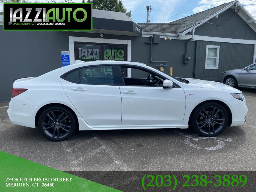 Used 2018 Acura TLX in Meriden, Connecticut   Jazzi Auto Sales LLC. Meriden, Connecticut