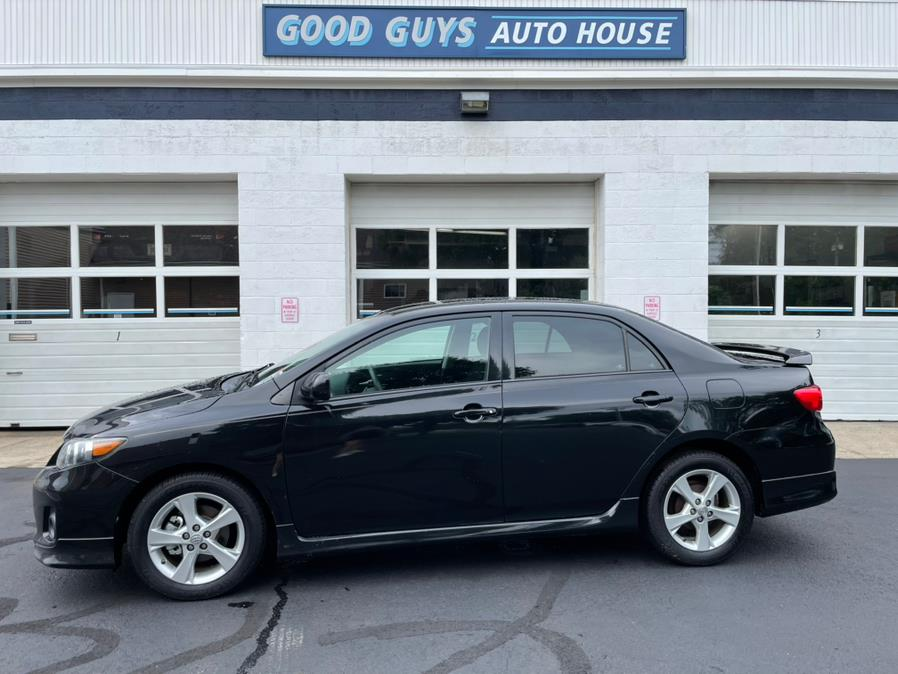Used 2013 Toyota Corolla in Southington, Connecticut | Good Guys Auto House. Southington, Connecticut