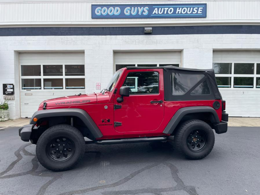 Used 2007 Jeep Wrangler in Southington, Connecticut | Good Guys Auto House. Southington, Connecticut