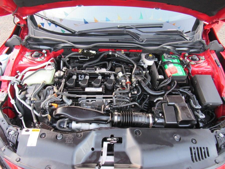 Used Honda Civic Hatchback Sport CVT 2017 | Hilario Auto Import. San Francisco de Macoris Rd, Dominican Republic