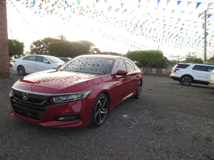 Used 2018 Honda Accord Sedan in San Francisco de Macoris Rd, Dominican Republic | Hilario Auto Import. San Francisco de Macoris Rd, Dominican Republic