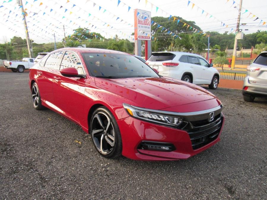 Used Honda Accord Sedan Sport 1.5T CVT 2018   Hilario Auto Import. San Francisco de Macoris Rd, Dominican Republic