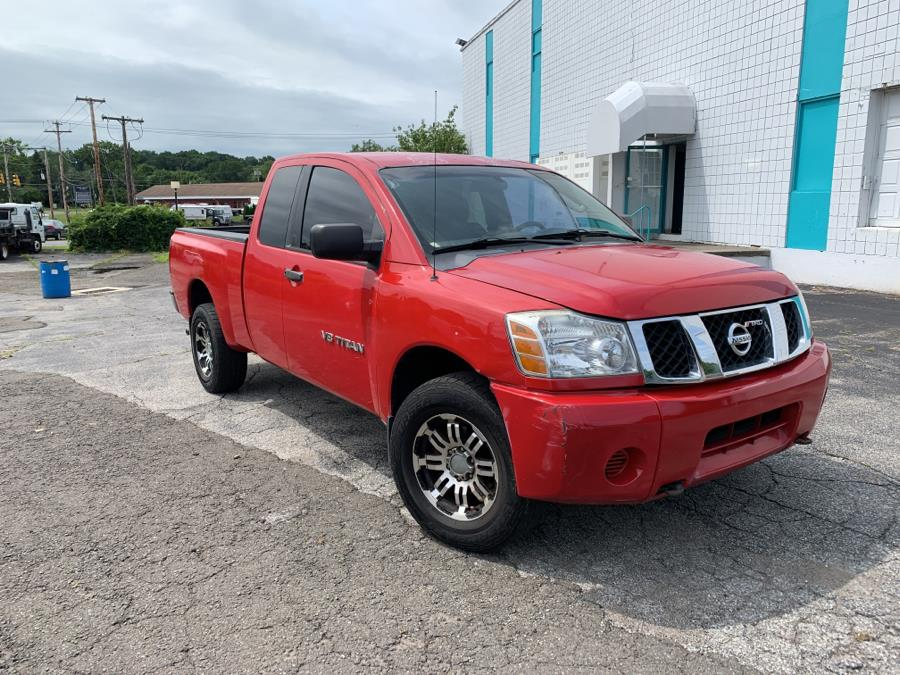 Used Nissan Titan XE King Cab 4WD 2005   Dealertown Auto Wholesalers. Milford, Connecticut