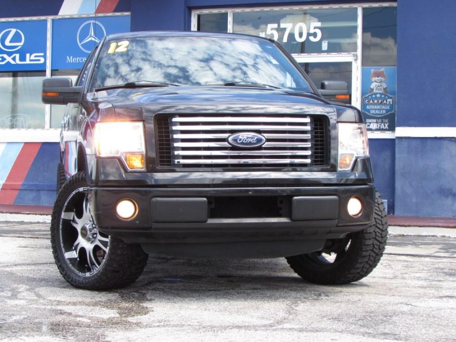 Used 2012 Ford F-150 in Orlando, Florida | VIP Auto Enterprise, Inc. Orlando, Florida