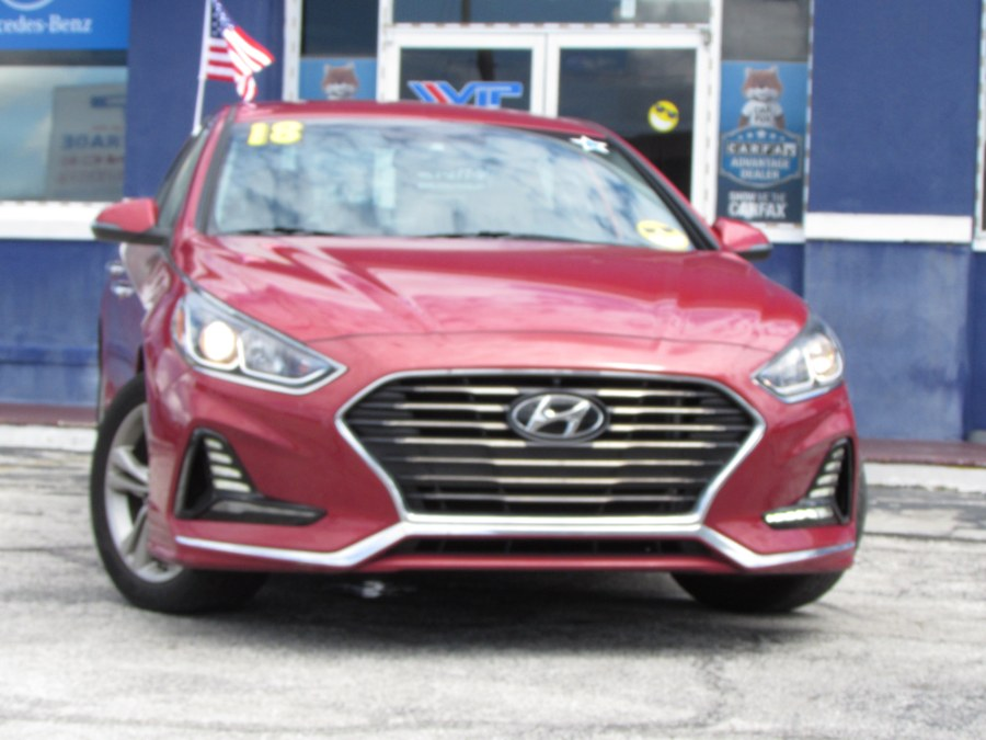 Used 2018 Hyundai Sonata in Orlando, Florida | VIP Auto Enterprise, Inc. Orlando, Florida