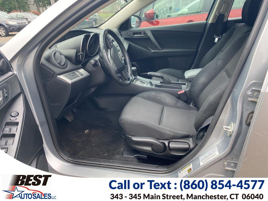Used Mazda Mazda3 4dr Sdn Auto i Touring 2012   Best Auto Sales LLC. Manchester, Connecticut