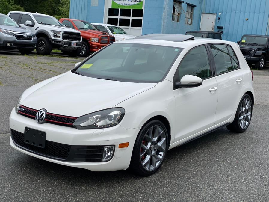 Used Volkswagen GTI 4dr HB DSG w/Sunroof & Navi PZEV 2013 | New Beginning Auto Service Inc . Ashland , Massachusetts