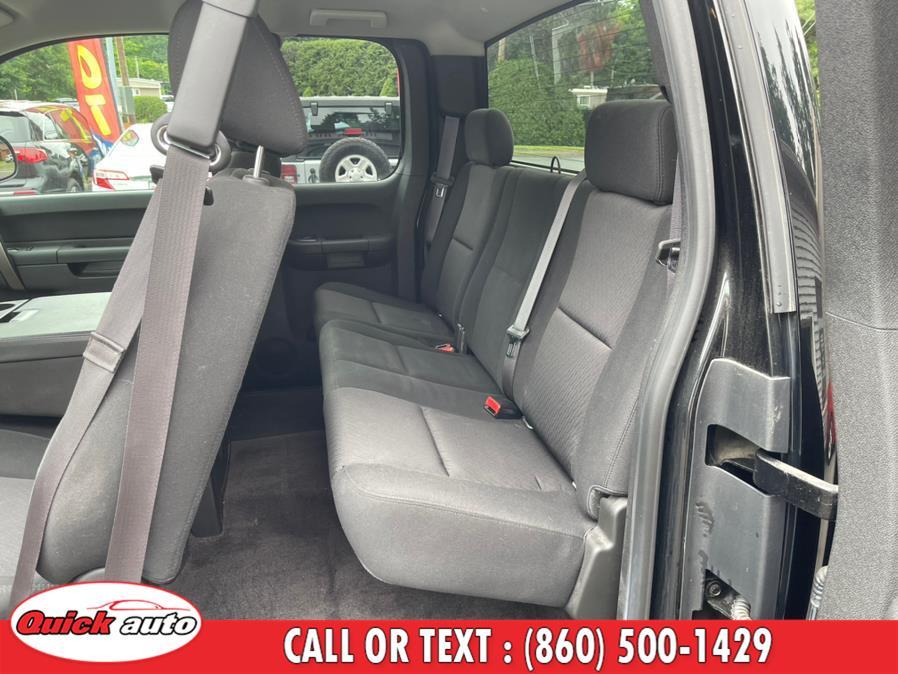 "Used Chevrolet Silverado 1500 2WD Ext Cab 143.5"" LT 2013 | Quick Auto LLC. Bristol, Connecticut"