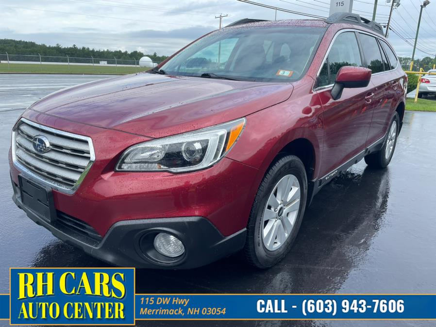 Used Subaru Outback 2.5i Premium PZEV 2016 | RH Cars LLC. Merrimack, New Hampshire