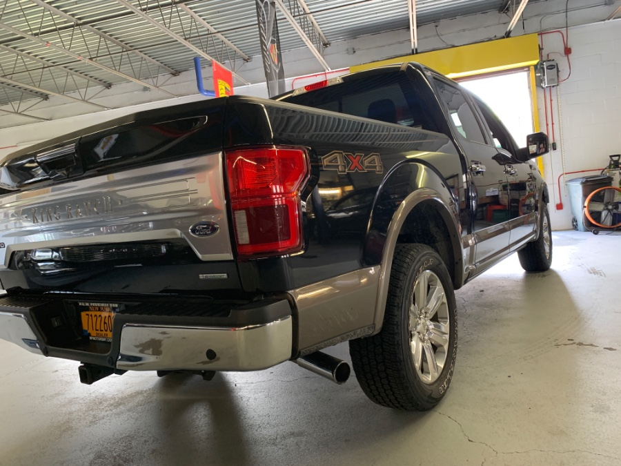 Used Ford F-150 King Ranch 4WD SuperCrew 6.5'' Box 2019 | MP Motors Inc. West Babylon , New York