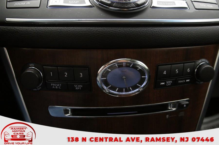Used Infiniti M35 4dr Sdn AWD 2008   Ramsey Motor Cars Inc. Ramsey, New Jersey
