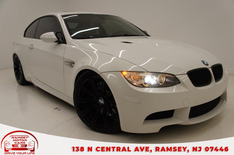 Used 2009 BMW M3 in Ramsey, New Jersey | Ramsey Motor Cars Inc. Ramsey, New Jersey