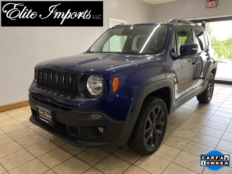 Used Jeep Renegade Altitude 2017 | Elite Imports LLC. West Chester, Ohio