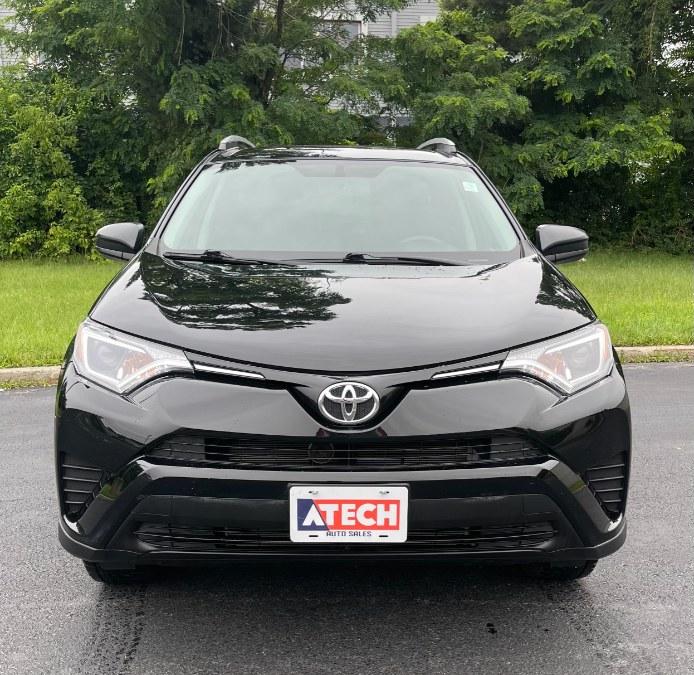 Used Toyota RAV4 AWD 4dr LE (Natl) 2016   A-Tech. Medford, Massachusetts