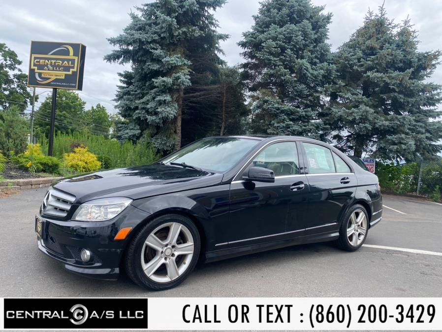 Used Mercedes-Benz C-Class 4dr Sdn C300 Sport 4MATIC 2010   Central A/S LLC. East Windsor, Connecticut