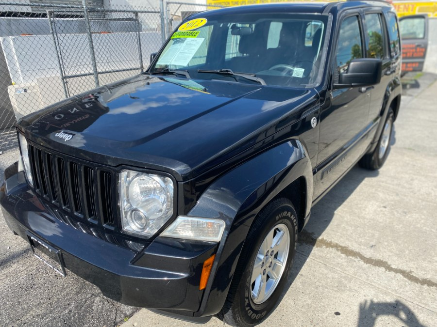 Used 2012 Jeep Liberty in Middle Village, New York   Middle Village Motors . Middle Village, New York