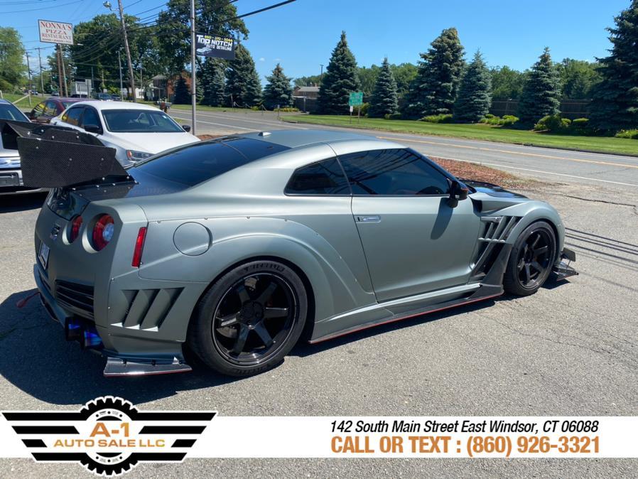 Used Nissan GT-R 2dr Cpe Premium 2016   A1 Auto Sale LLC. East Windsor, Connecticut