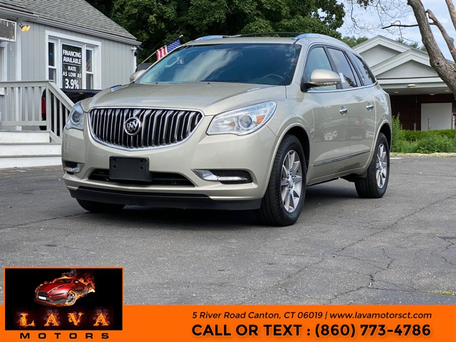 Used Buick Enclave AWD 4dr Leather 2014 | Lava Motors. Canton, Connecticut