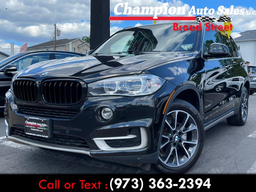 Used 2017 BMW X5 in Newark, New Jersey | Champion Used Auto Sales LLC. Newark, New Jersey