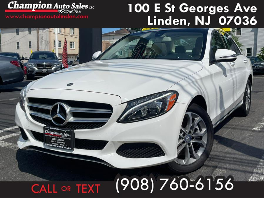 Used 2018 Mercedes-Benz C-Class in Linden, New Jersey | Champion Used Auto Sales. Linden, New Jersey