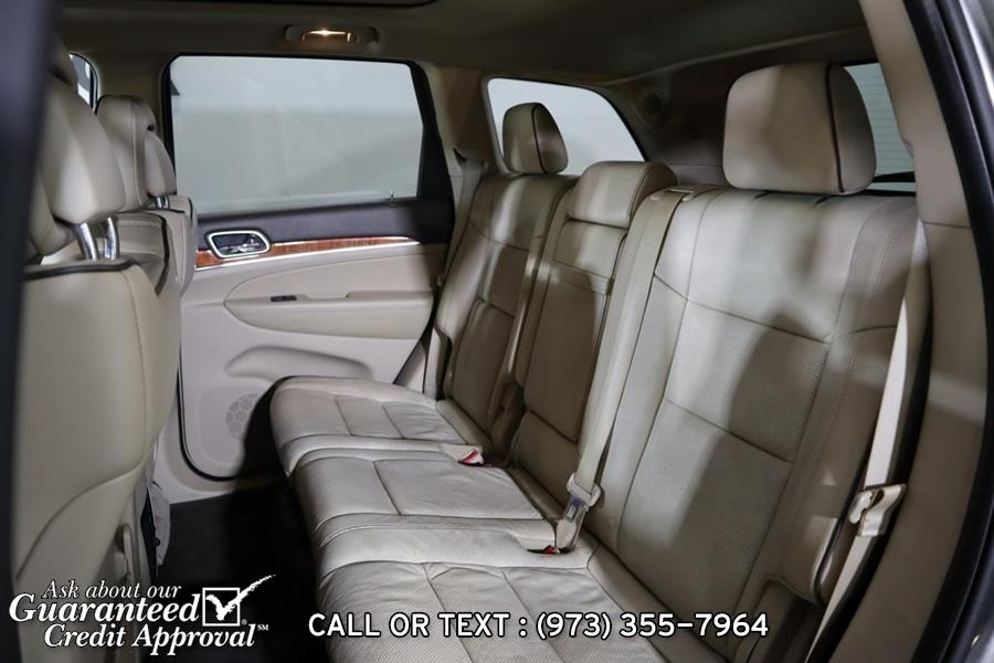 Used Jeep Grand Cherokee Overland 2012   City Motor Group Inc.. Haskell, New Jersey