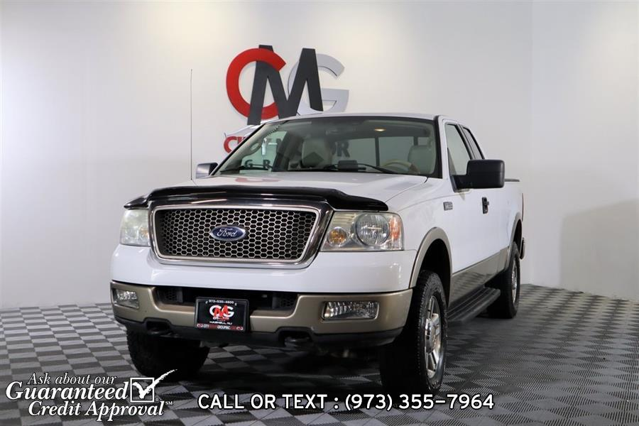 Used Ford F-150  2005 | City Motor Group Inc.. Haskell, New Jersey