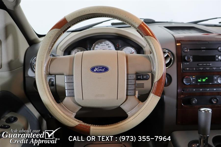 Used Ford F-150 Lariat 2005   City Motor Group Inc.. Haskell, New Jersey
