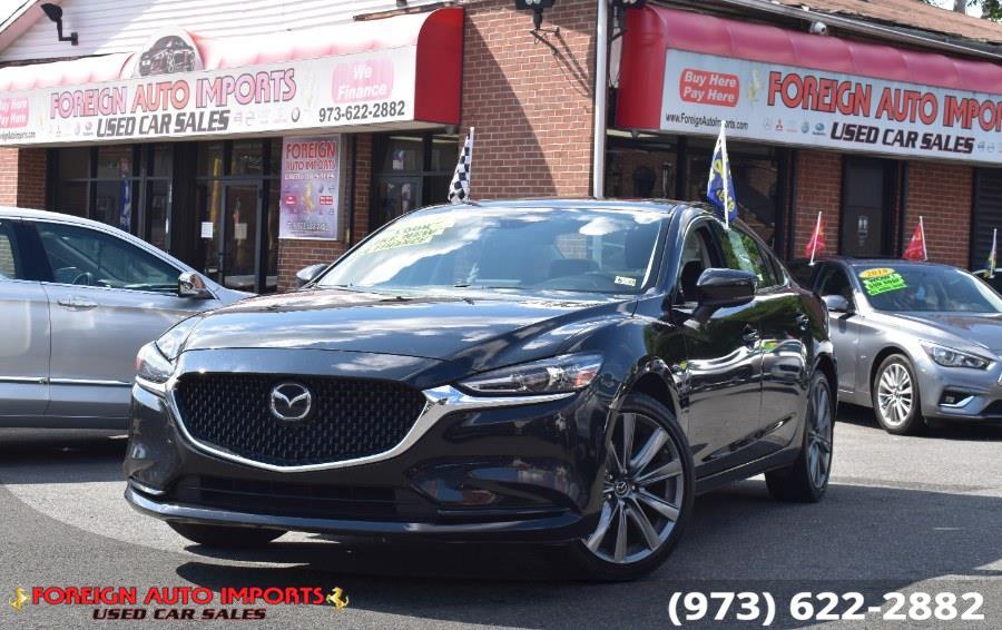 Used 2020 Mazda Mazda6 in Irvington, New Jersey   Foreign Auto Imports. Irvington, New Jersey