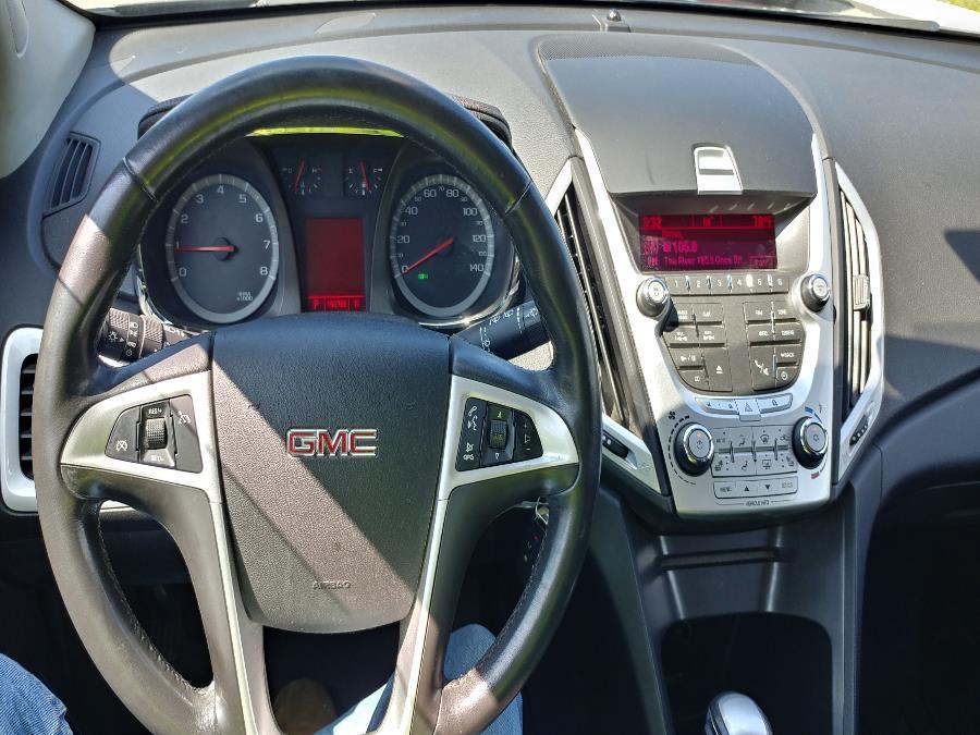 Used GMC Terrain AWD 4dr SLE-2 2011   Matts Auto Mall LLC. Chicopee, Massachusetts