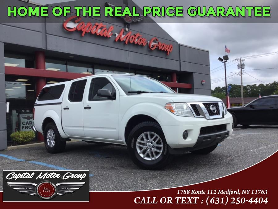 Used Nissan Frontier 2WD Crew Cab SWB Auto SV 2014 | Capital Motor Group Inc. Medford, New York