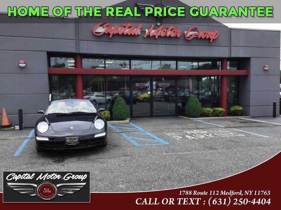 Used Porsche 911 2dr Cabriolet Carrera S 2006   Capital Motor Group Inc. Medford, New York