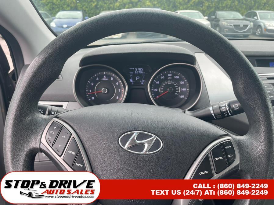 Used Hyundai Elantra 4dr Sdn Auto GLS PZEV (Alabama Plant) 2013 | Stop & Drive Auto Sales. East Windsor, Connecticut
