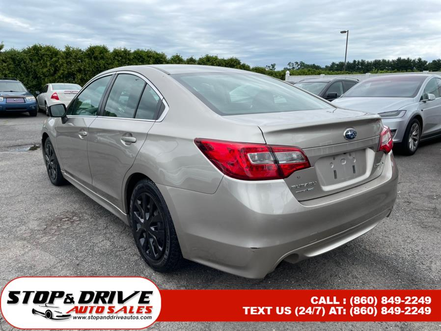 Used Subaru Legacy 4dr Sdn 2.5i PZEV 2015 | Stop & Drive Auto Sales. East Windsor, Connecticut
