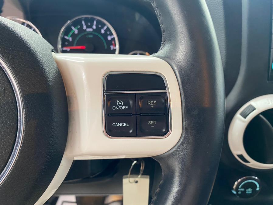 Used Jeep Wrangler 4WD 2dr SAHARA 2015   POWER MOTORS EAST. Massapequa Park, New York